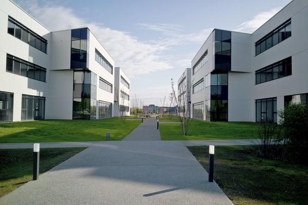 Les Allées du Parc - Lyon Lazard Group technologie