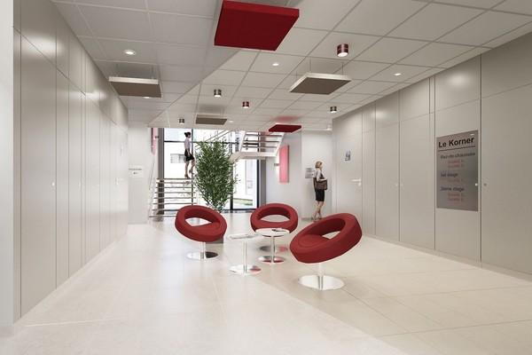 Le Korner Lazard Group Lyon hall