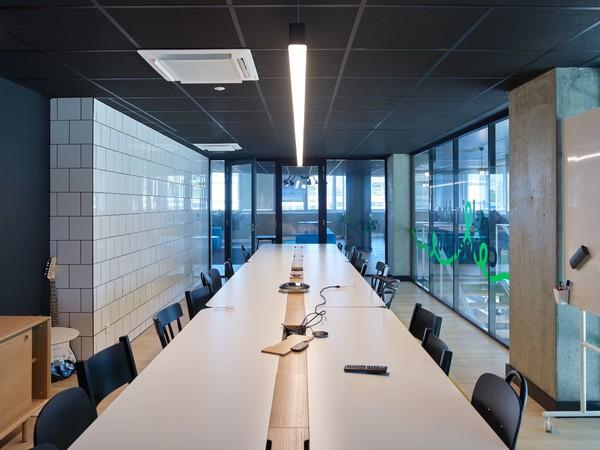 Le Berlingot vue bureaux - Nantes - Lazard Group - secteur phare d'Euronantes