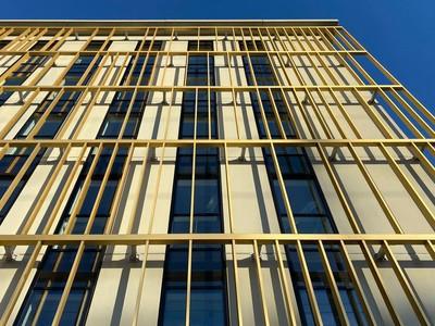 LAZARD GROUP, UPLINE facade extérieure brise soleil