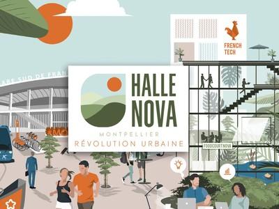 HALLE NOVA - Montpellier