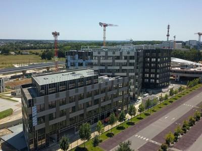 Zen Atalante - Rennes Atalante ViaSilva - travaux de facades   Lazard Group