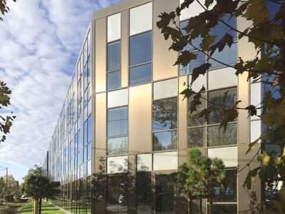 VIVEO, un immeuble de bureaux de 4.605 m² à PESSAC (33) BORDEAUX signé LAZARD GROUP