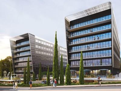 430 m² loués - Montpellier