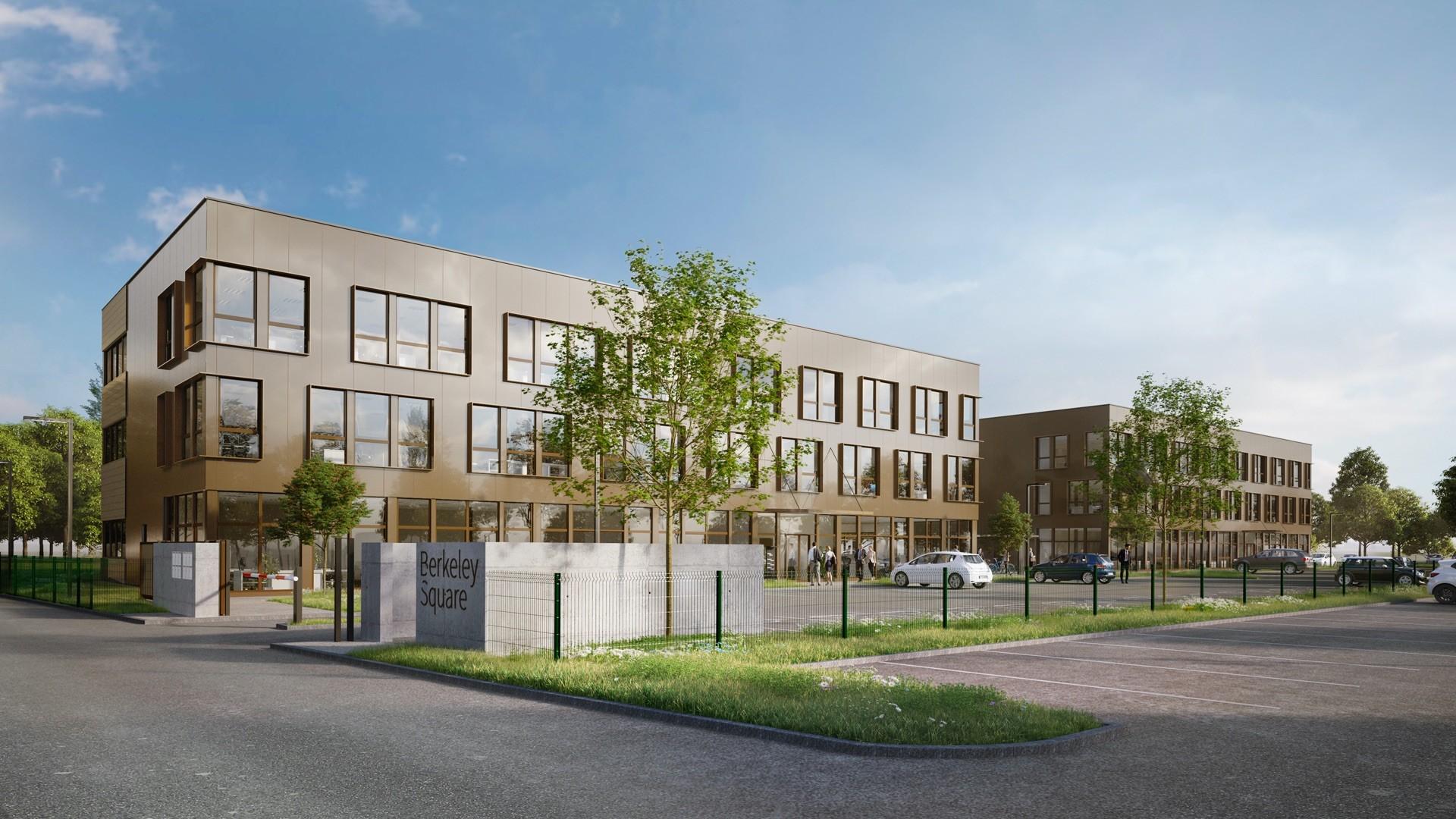 Berkeley Square Saint-Herblain Nantes Lazard Group Bureaux