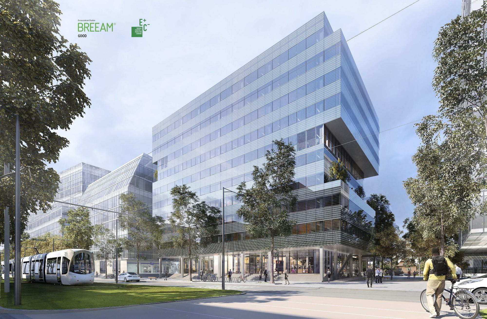 Online Strasbourg Lazard Group Quartier d'Affaires International