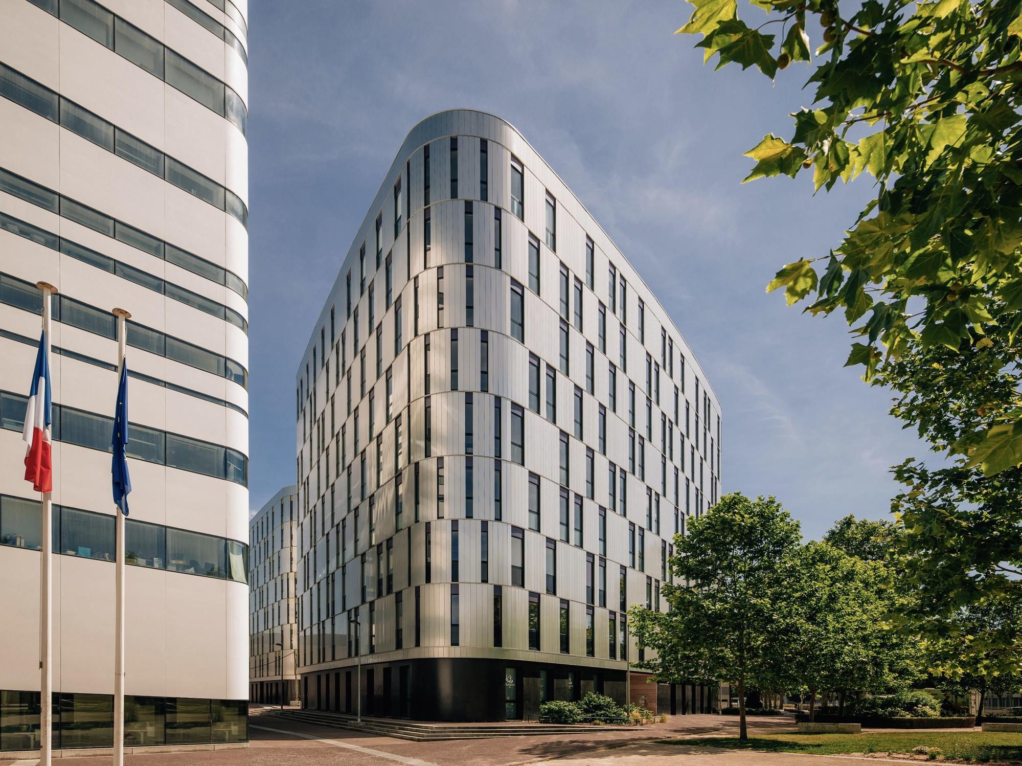 Marbotte et Clemenceau Plaza Lazard Group centres des affaires Dijon