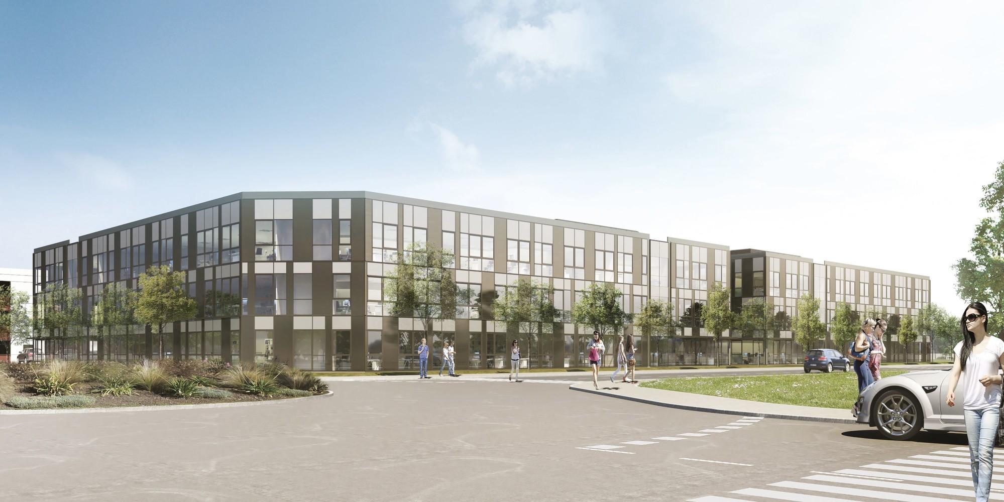 Vivéo un immeuble de bureaux dans le prolongement de ENORA PARK | Lazard Group Bordeaux RÉGION NOUVELLE AQUITAINE