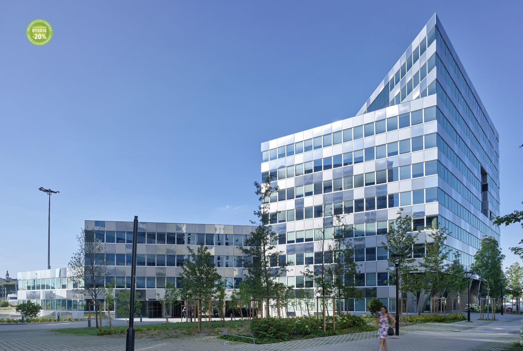 Le Berlingot Nantes Lazard Group - secteur d'Euronantes