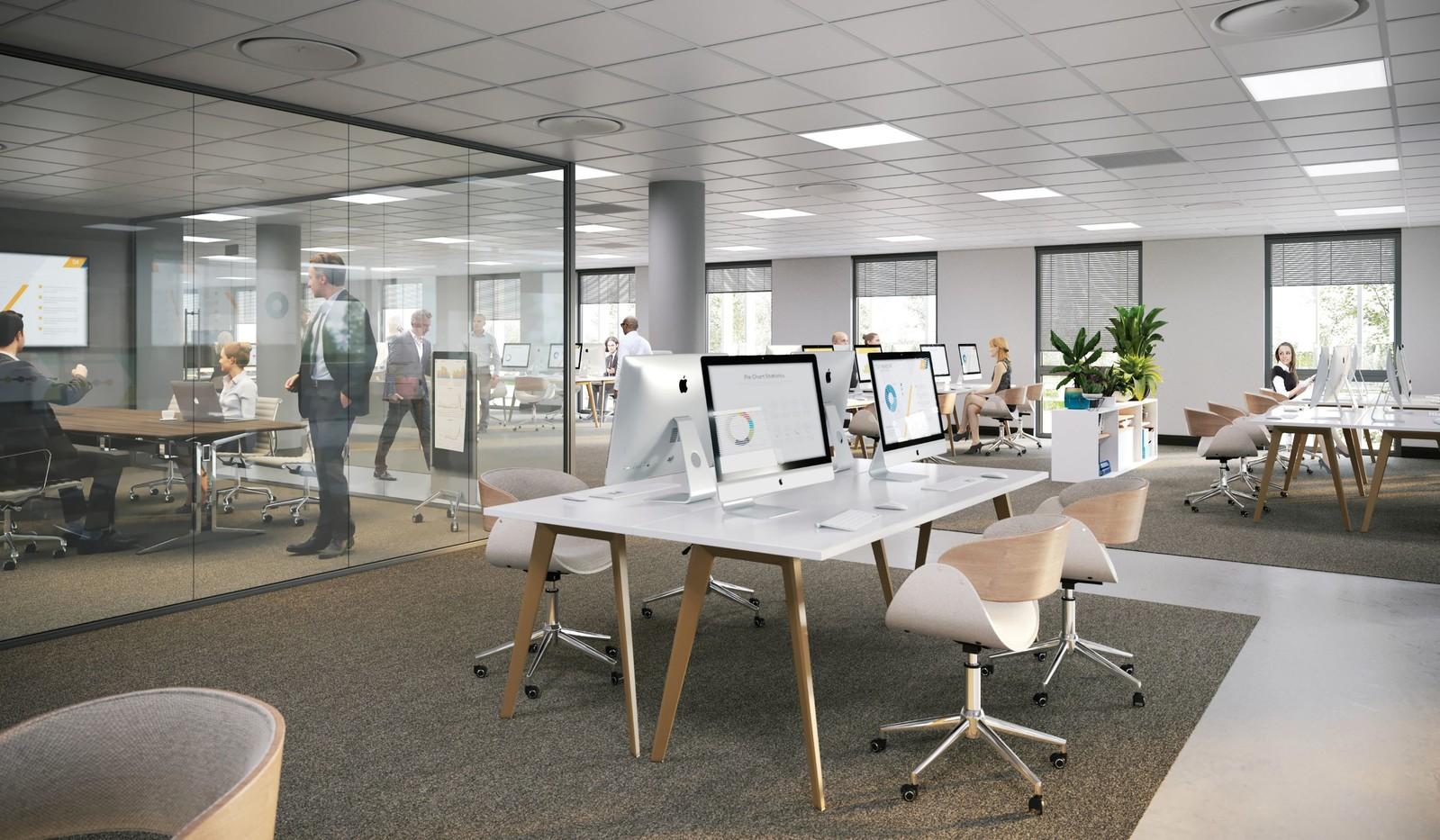 UPLINE bureaux et salle de réunion